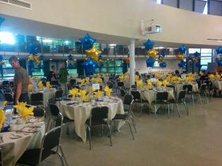 'Yellow Jersey Dinner'