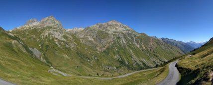 Col du Glandon, French Alps, August 2016